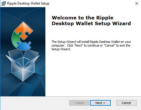 Rippex Wallet Install