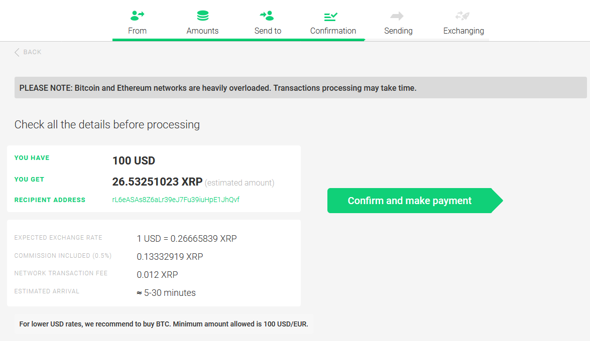 Changelly Sign Up