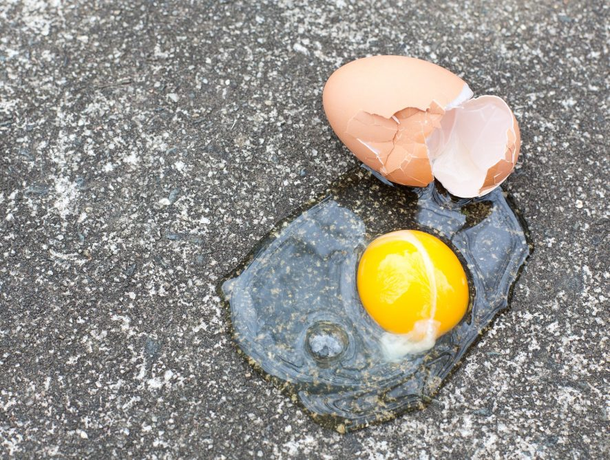 Viral Marketing Is As Fragile As An Egg