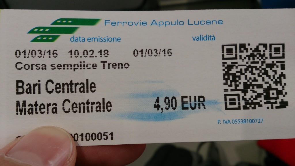 Italy - Bari, Matera, Alberobello
