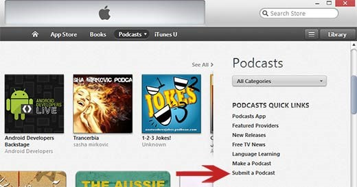 How to submit your podcast to iTunes