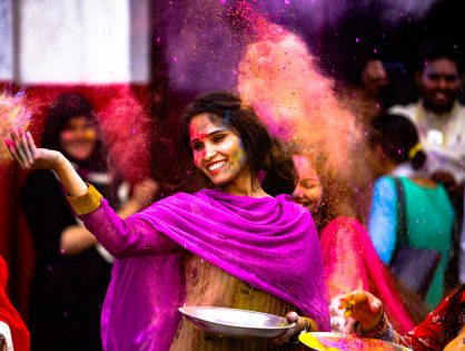 Travel Guide: Holi Festival in India